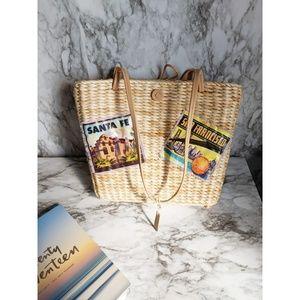 Rolfs Jute Santa Fe San Francisco Bag